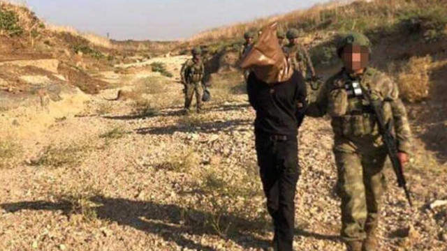 10 YPG'li terörist tutuklandı