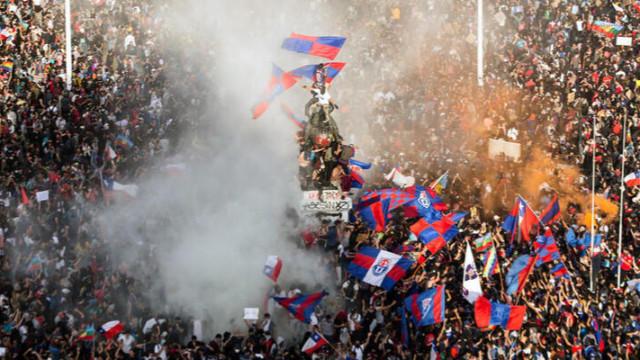 Şili'deki gösteriler bastırılamıyor