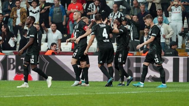 Beşiktaş galibiyeti seriye bağladı