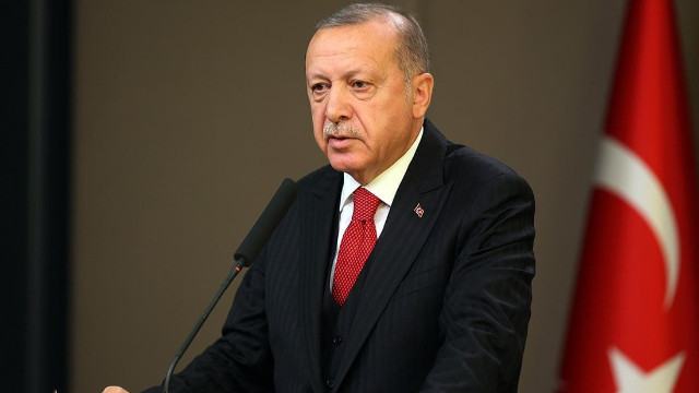 Erdoğan: 82 milyon kardeşiniz adına 15 Kasım Cumhuriyet Bayramınızı gönülden tebrik ediyorum