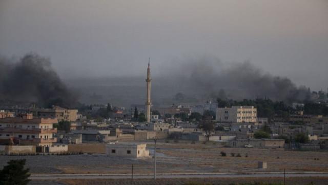 PKK/YPG' den Tel Abyad'a saldırı