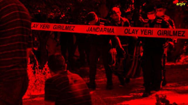 Burdur'da vahşi cinayet