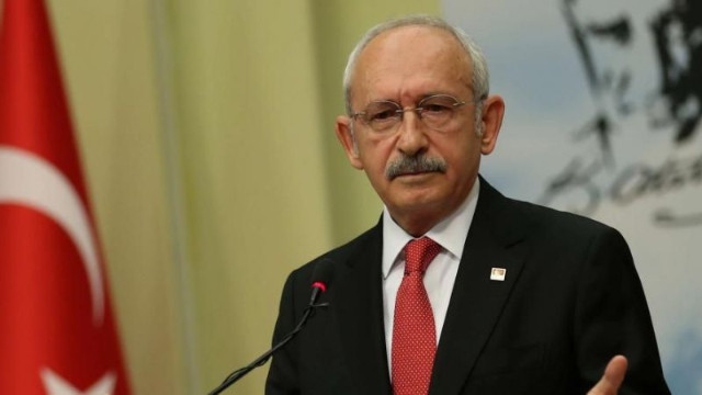 Cumhurbaşkanlığı Külliyesi'ne giden CHP'li kim?