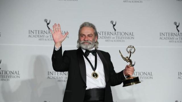 Haluk Bilginer'e Uluslararası Emmy ödülü! Haluk Bilginer kimdir?
