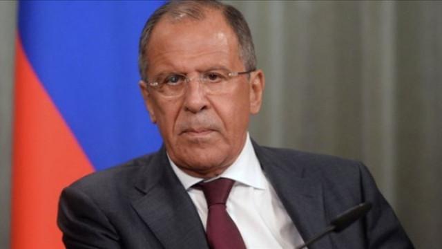 Lavrov: YPG/PKK yapıcı olmayan eylemlerde bulunuyor