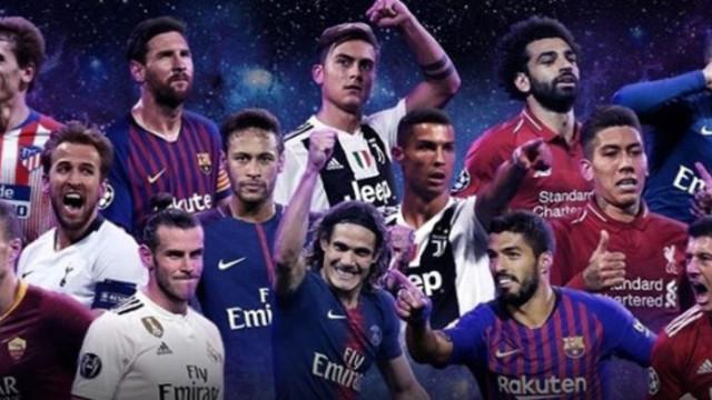 UEFA Yılın 11'i için oyuncuları oylamaya sundu