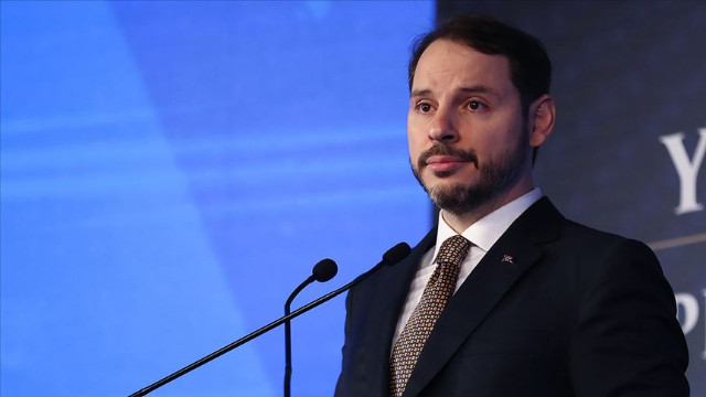 Bakan Albayrak 2022 enflasyon hedefini duyurdu