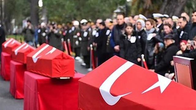 Şanlıurfa ve Hakkari'den şehit haberleri geldi: 4 asker şehit oldu