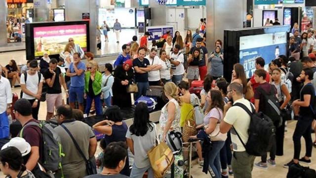 Türkiye'ye ilk 10 ayda 41 milyon turist geldi