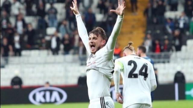 Beşiktaş uzatmada penaltı ile güldü