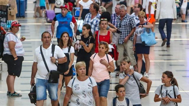 Turizm'de rekor kırıldı