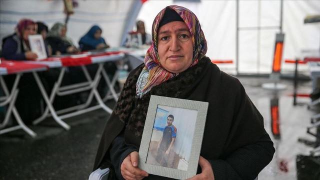 Evlat nöbetine katılan anne Mevlüde Üçdağ: 5 yıldır evlat hasretinden ölüyorum