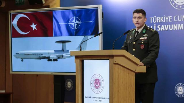 MSB: Türkiye NATO'daki sorumluluklarını yerine getirmeye devam edecek