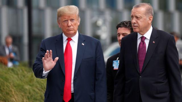 Trump'tan Türkiye mesajı: Türkiye'yi seviyorum, Erdoğan ile ilişkilerimiz iyi!