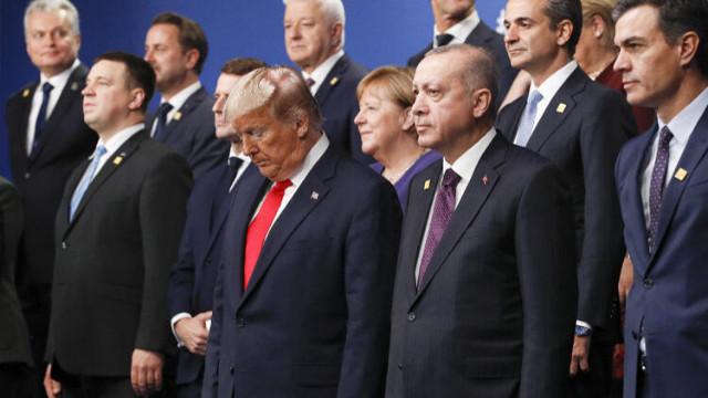 NATO basın toplantısında gündem Türkiye