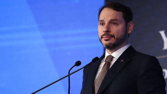 Cumhurbaşkanlığı: Berat Albayrak'ın istifası kabul edildi