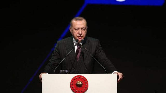 Cumhurbaşkanı Erdoğan: Türkiye'nin geleceği ne ise onu yaptık