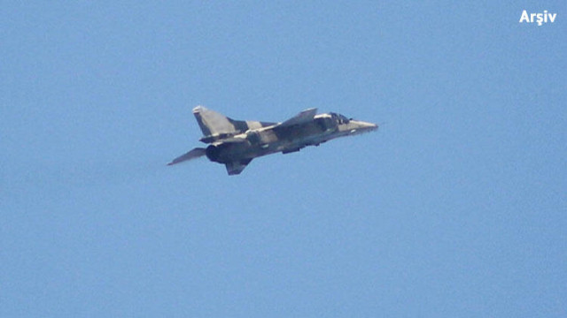 Hafter'e bağlı savaş uçağı düşürüldü!