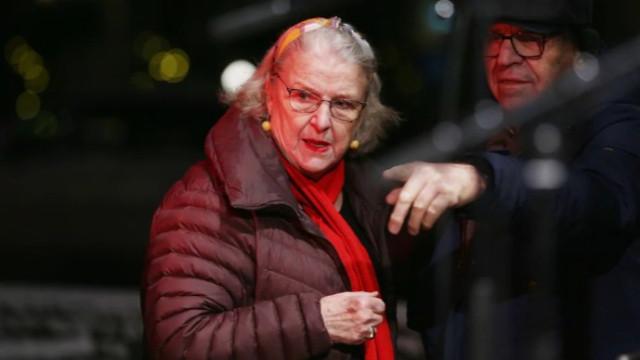 Nobel ödüllü gazeteci Christina Doctare ödülünü iade edecek!