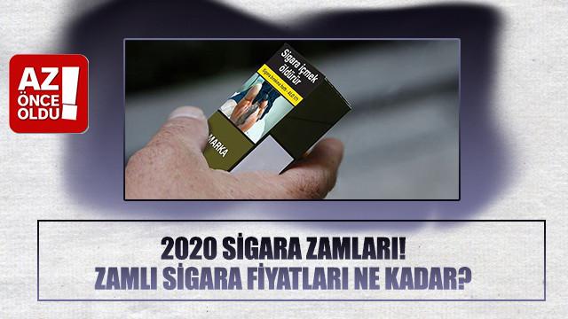 2020 sigara zamları! Zamlı sigara fiyatları ne kadar?
