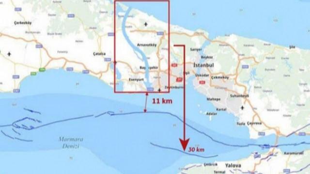 AFAD'dan Kanal İstanbul açıklaması
