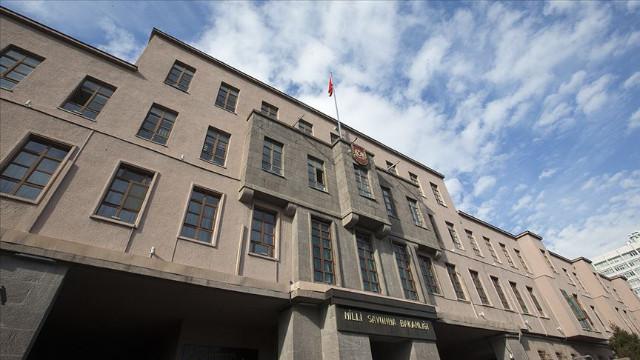 MSB'den Trablus'taki askeri okula saldırıya kınama
