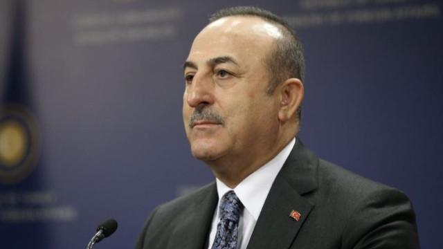 Dışişleri Bakanı Mevlüt Çavuşoğlu, Cezayir'de