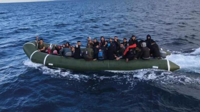 İzmir'de 199 düzensiz göçmen yakalandı