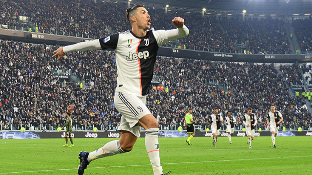 Ronaldo coştu, Merih Demiral güldü