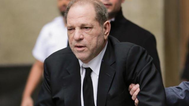 Harvey Weinstein'a yeni cinsel taciz suçlaması