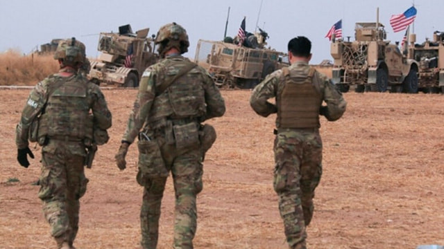 ABD Irak'tan çekiliyor mu?