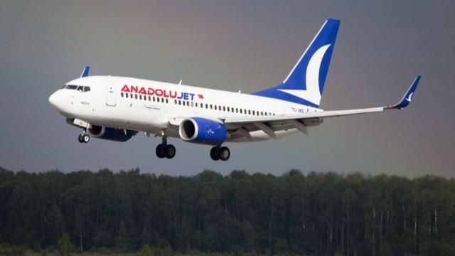 AnadoluJet yurt dışı uçuşlara başlıyor