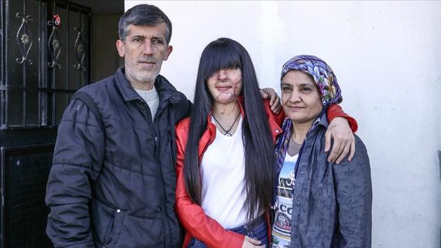 Berfin Özek ve ailesinden Erdoğan'a teşekkür