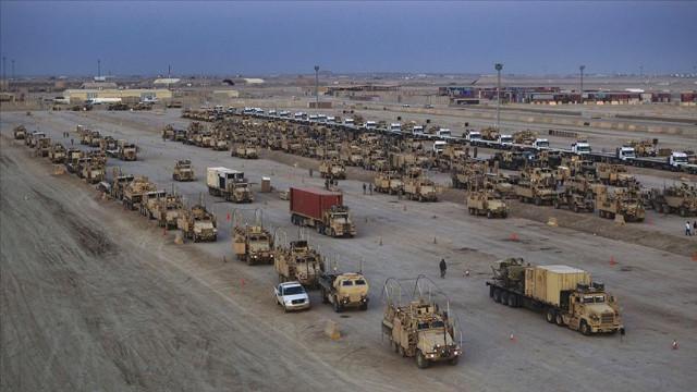 Irak'tan ABD'ye askerlerini çekmesi için mekanizma talebi