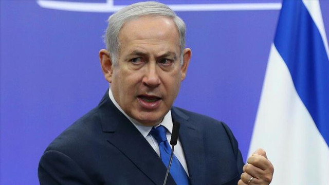 Netanyahu'dan Trump'a İran'a yaptırım tebriği
