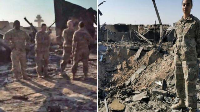 İran füzelerinin vurduğu o ABD üssü
