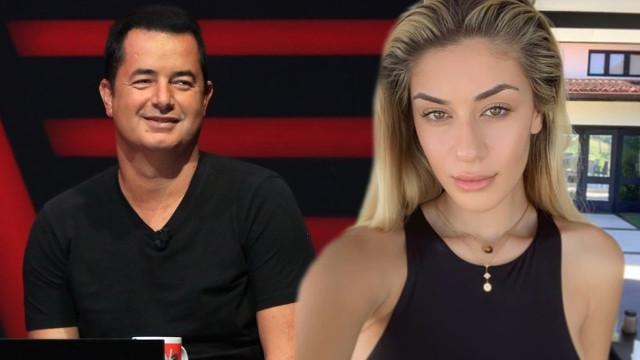 Acun Ilıcalı'nın yeni sevgilisi Ayça Çağla'dan hamle!