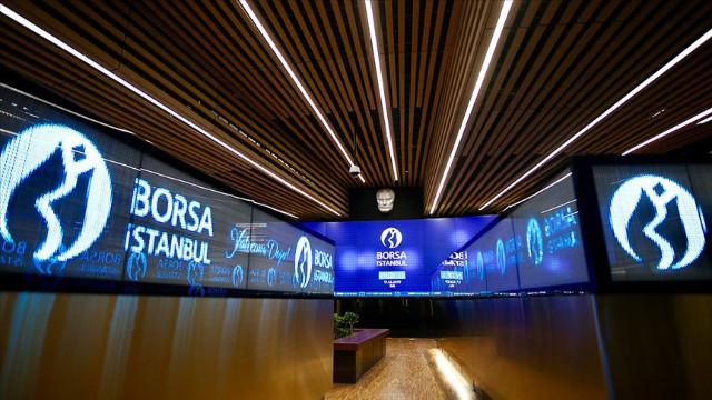 Borsa İstanbul son iki yılın en yüksek seviyesini gördü