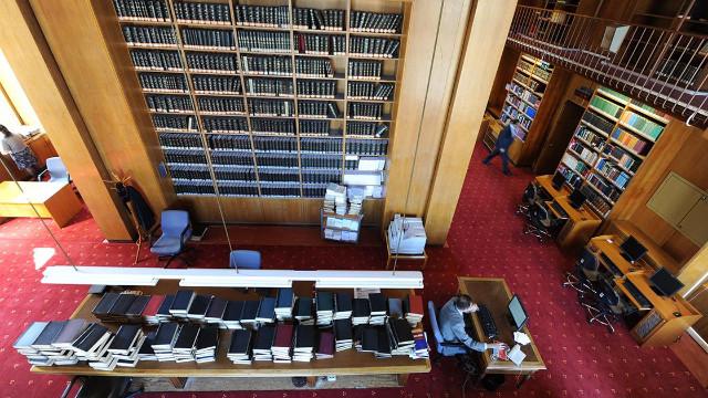 TBMM Başkanlığından 'Meclis Kütüphanesi' açıklaması