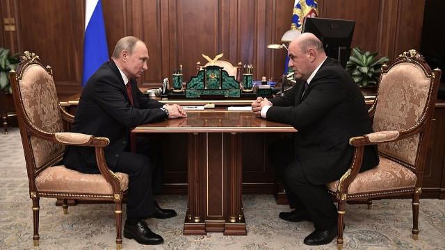 Rusya'nın yeni başbakan adayı belli oldu