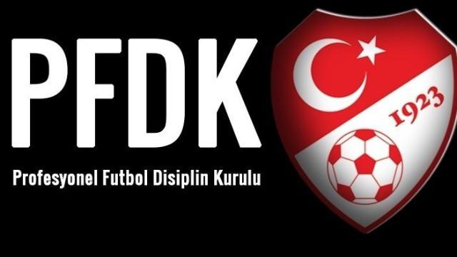 Fenerbahçe, Beşiktaş ve Galatasaray PFDK'ya sevk edildi