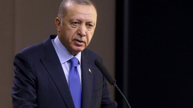Erdoğan'dan Libya makalesi: Tarihi bir hata olacaktır