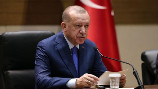 Cumhurbaşkanı Erdoğan: Yunanistan Berlin Zirvesi'ne davet edilmediği için derin rahatsızlık içinde