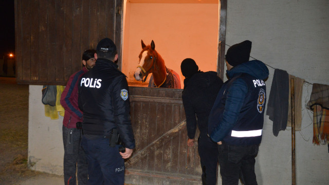 Adana Hipodromunda 751 polis ile hava destekli arama