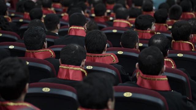 HSK Başkanvekili Yılmaz duyurdu: 400 hakim ve savcı için soruşturma sürüyor