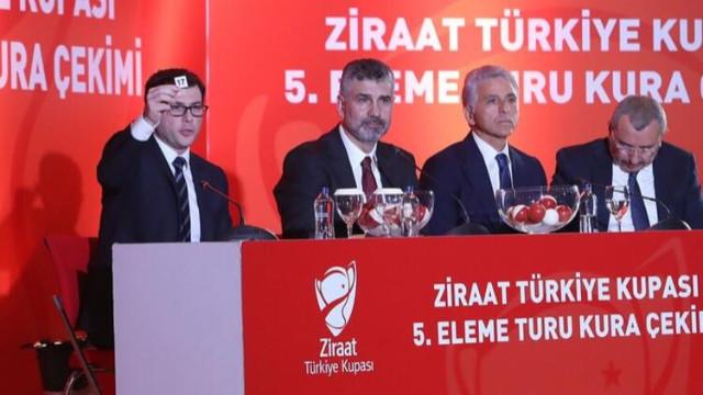 Türkiye Kupası'nda çeyrek final eşleşmeleri belli oldu!