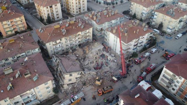 Elazığ'da 6.8'lik depremin bilançosu!