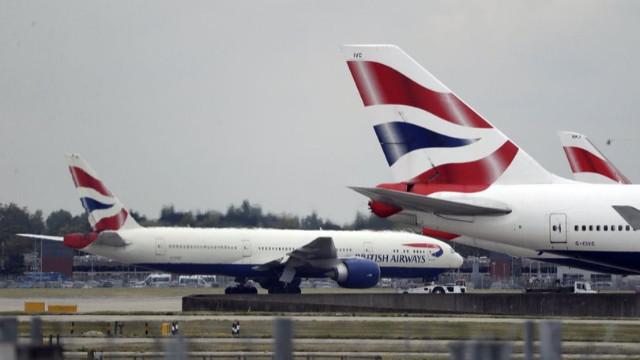 British Airways Çin'e tüm uçuşları durdurdu!