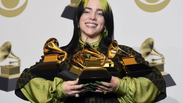 Siber korsanlar Grammy 2020'yi kullanmış
