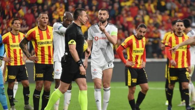 Beşiktaş'tan TFF'ye itiraz